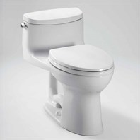 TOTO Supreme II One-Piece Elongated Toilet, 1.28 GPF - SoftClose Seat Included MS634114CEFG