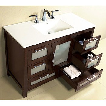"""Ronbow Athena 48"""" Vanity Sinktop Ronbow 031548-1 by Ronbow"""