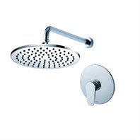 fluid Utopia - Pressure Balance, Shower only Trim Set F1851T
