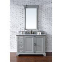 "James Martin 48"" Providence Single Cabinet Vanity - Urban Gray 238-105-V48-UGR"