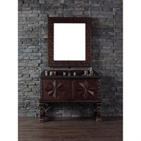 "James Martin 48"" Balmoral Single Vanity - Antique Walnut 150-V48-ANW"