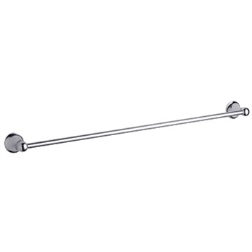 Grohe Seabury Towel Bar, Starlight Chrome by GROHE