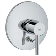 Grohe Essence Pressure Balance Diverter Valve Trim - Starlight Chrome