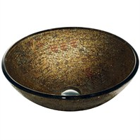 Vigo Textured Copper Vessel Sink VG07025