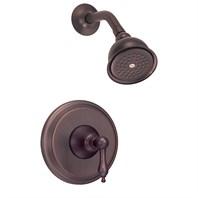 Danze® Fairmont™ Single Handle Shower Only Faucet Trim Kit - Oil Rubbed Bronze
