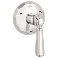 Grohe Kensington 3-Port Diverter Trim - Infinity Brushed Nickel