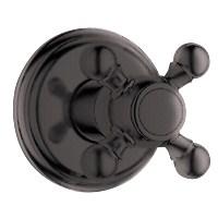 Grohe Geneva Trim Volume Control with Cross Handle - Oil Rubbed Bronzenohtin Sale $216.99 SKU: GRO 19829ZB0 :