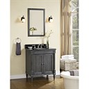 "Fairmont Designs Rustic Chic 30"" Vanity - Silvered Oak 143-V30_"