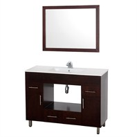 "Jana 48"" Single Bathroom Vanity Set - Espresso A-W005-48-ESP*"
