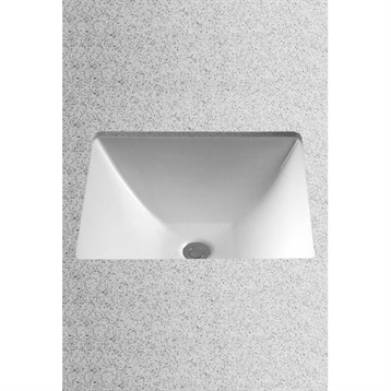 Toto Legato Undercounter Lavatory with CeFiONtect LT624G by Toto