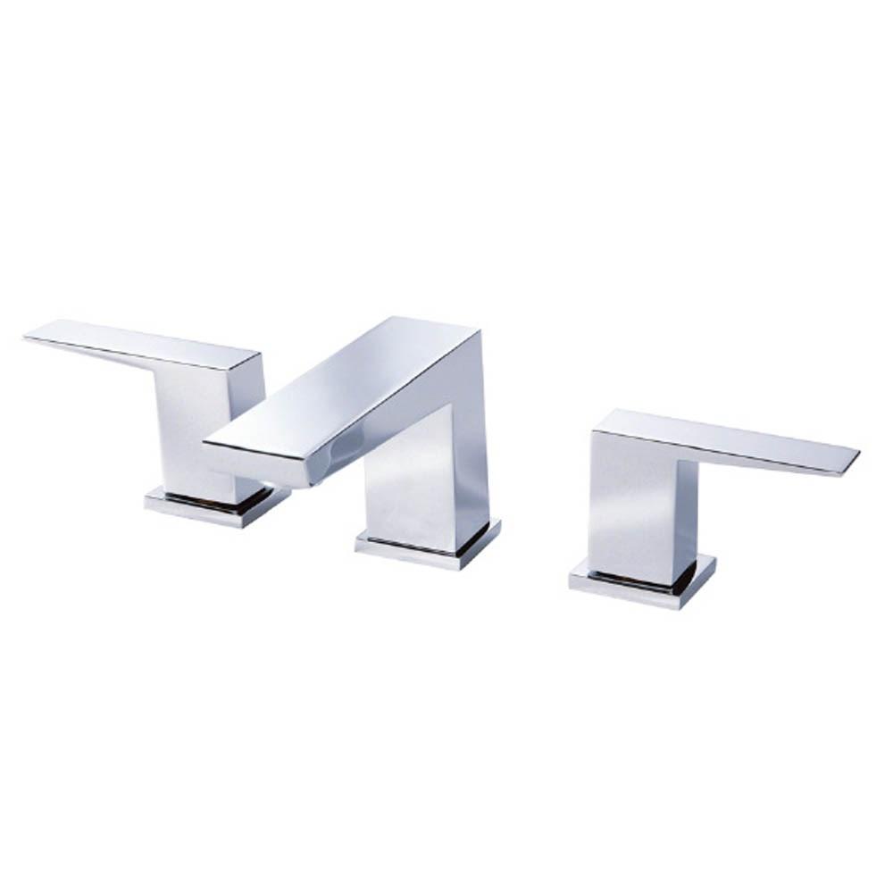 Danze Mid-Town 2H Widespread Lavatory Faucet w/ Metal Touch Down Drain 1.2gpm - Chromenohtin Sale $303.75 SKU: D304162 :