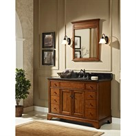 "Fairmont Designs 48"" Framingham Vanity - Vintage Maple 1501-V48"