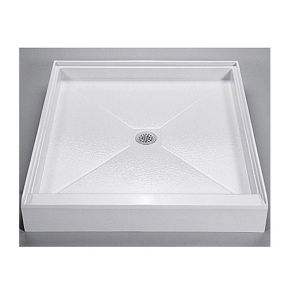 "MTI MTSB-4848 Shower Base (47.75"" x 47.75"")nohtin"