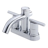 Danze® Parma™ Two Handle Centerset Lavatory Faucet - Chrome D301058