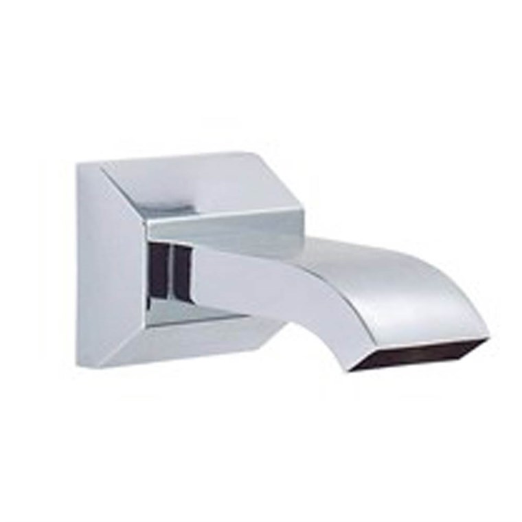 "Danze Sirius 7"" Wall Mount Tub Spout without Diverter - Chrome D606725"