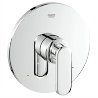 Grohe Veris Pressure Balance Valve Trim - Starlight Chrome