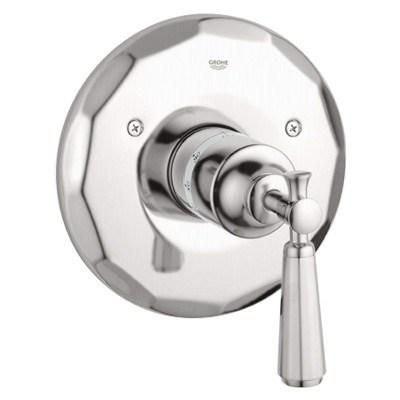 Grohe Kensington Thermostat Trim - Infinity Brushed Nickelnohtin Sale $364.99 SKU: GRO 19266EN0 :