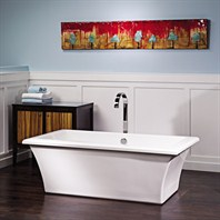 "MTI Marilyn Tub (65.5"" x 35.625"" x 23.5"")"