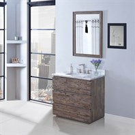 "Fairmont Designs Acacia 36"" Vanity - Organic Brown 1522-V36"