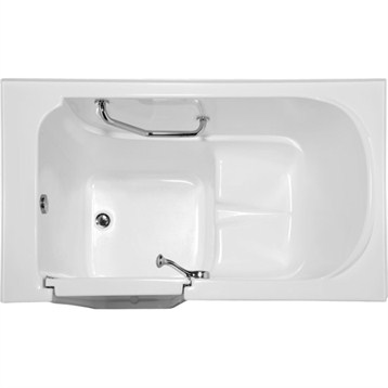 Hydro Systems Lifestyle Walk-In Tub WAL5230 by Hydro Systems