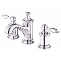 Danze Prince™ Two Handle Widespread Lavatory Faucet - Chrome D304110