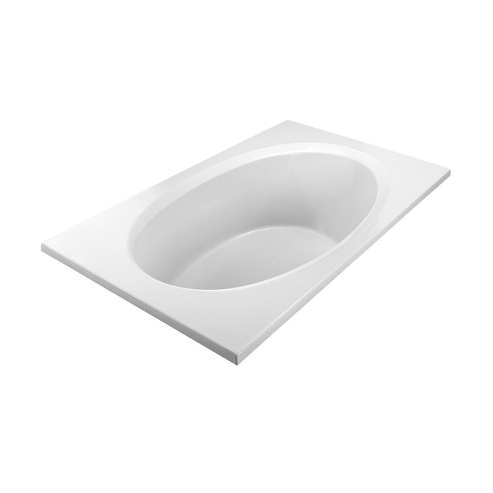 "MTI Basics Bathtub (59.75"" x 41.5"" x 18.75"")nohtin Sale $1028.00 SKU: MBRO6042E :"
