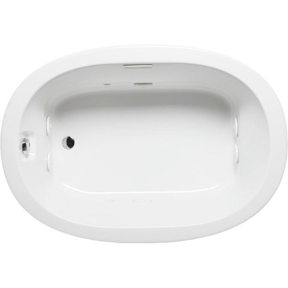 "Americh Olvan 6042 Whisper Bathtub (60"" x 42"" x 23"")nohtin"