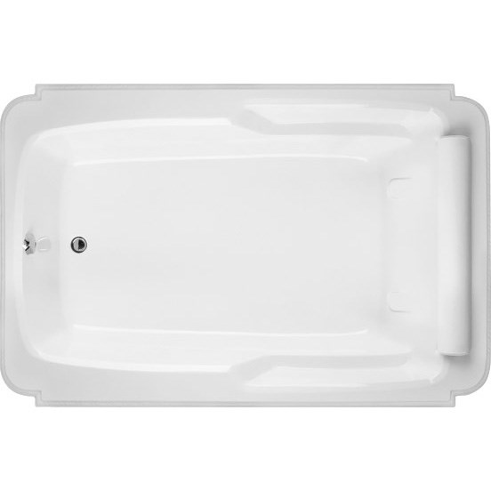 Hydro Systems Atlandia 7448 Tub ATL7448