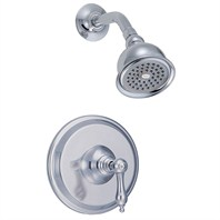 Danze® Fairmont™ Single Handle Shower Only Faucet Trim Kit - Chrome