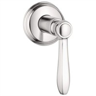 Grohe Somerset Volume Control Trim - Infinity Brushed Nickel
