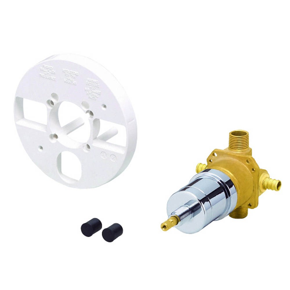 Danze 1H Tub & Shower Pressure Balance Ceramic Disc Valve w/out Stops Pex B or C (Crimp)nohtin Sale $75.75 SKU: D115010BT :