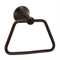 Danze Bannockburn Towel Ring - Tumbled Bronze D441605BR