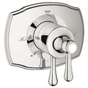 Grohe GrohFlex Authentic Dual Function Pressure Balance Trim with Control Module - Sterling Infinity GRO 19844BE0