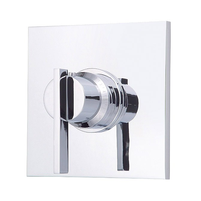 "Danze® Sirius™ Single Handle 3/4"" Thermostatic Shower Valve Trim Kit - Chromenohtin Sale $207.00 SKU: D562044T :"