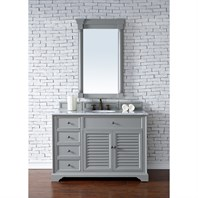"James Martin 48"" Savannah Single Vanity - Urban Gray 238-104-V48-UGR"