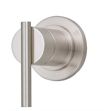 "Danze Parma Single Handle 3/4"" Volume Control Valve Trim Kit, Brushed Nickel by Danze"