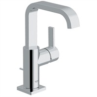 Grohe Allure Single Lever Lavatory Centerset - Starlight Chrome