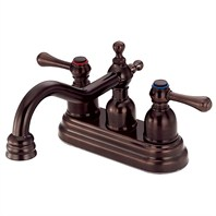 Danze® Opulence™ Two Handle Centerset Lavatory Faucet - Oil Rubbed Bronze