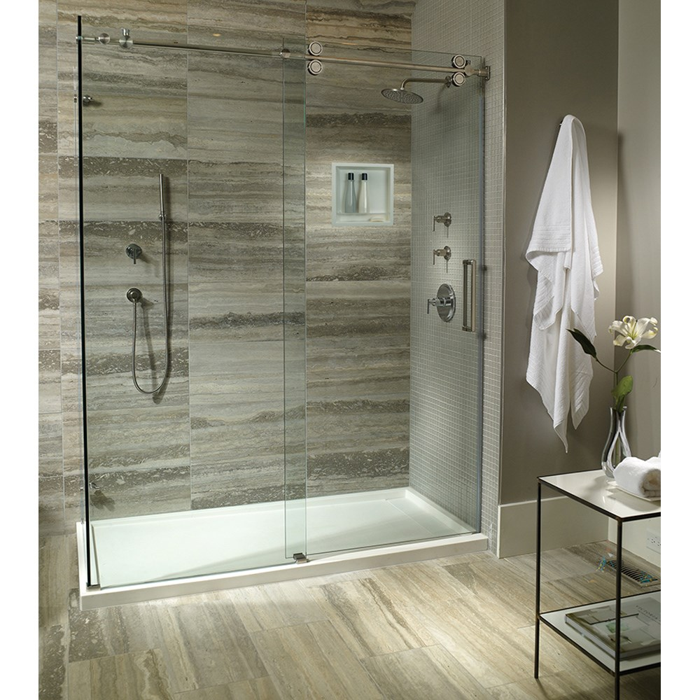 "MTI MTSB-SS6032HD Shower Base (60"" x 32"")nohtin Sale $2375.00 SKU: MTSB-SS6032HD :"