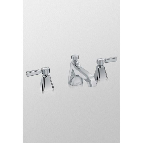 TOTO Guinevere(TM) Lever Handle Widespread Lavatory Faucetnohtin Sale $627.20 SKU: TL970DD1LQ :