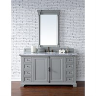 "James Martin 60"" Providence Single Cabinet Vanity - Urban Gray 238-105-V60S-UGR"