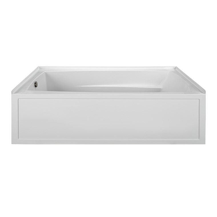 "MTI Basics Integral Skirted Bathtub (72"" x 42.125"" x 21"") MBIS7242"