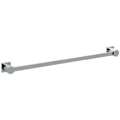 "Grohe Allure 24"" Towel Bar - Starlight Chrome"