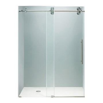 frameless shower installation instructions