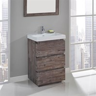"Fairmont Designs Acacia 21"" Vanity - Organic Brown 1522-V2118"
