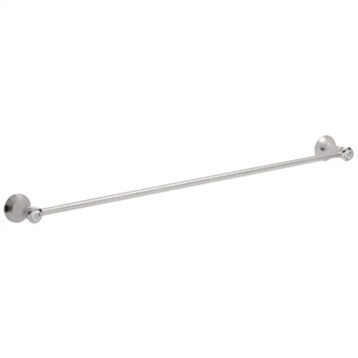 "Grohe Kensington 24"" Towel Bar, Infinity Brushed Nickel by GROHE"