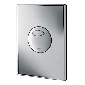 Grohe Skate Actuation Plate, Alpine White by GROHE
