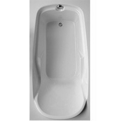 "Americh Crillion 6634 Tub (66"" x 34"" x 22"") CR6634"