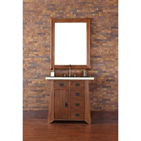 "James Martin 36"" Pasadena Single Vanity - Antique Oak 250-V36-ANO"