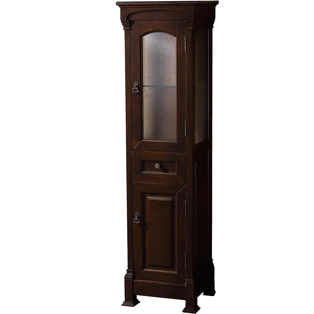 Andover Traditional Bathroom Cabinet by Wyndham Collection- Dark Cherrynohtin Sale $749.00 SKU: WC-TFS065-DKCHRY :